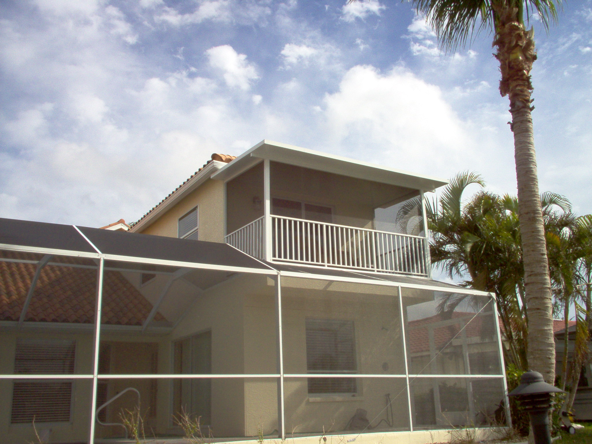 The Finest Construction In Fort Myers Screened Rooms